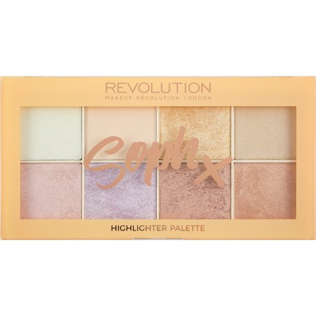 Makeup Revolution Soph X Highlighter Palette 16gr