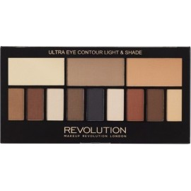 Makeup Revolution Ultra Eye Contour Light & Shade Eye Shadow