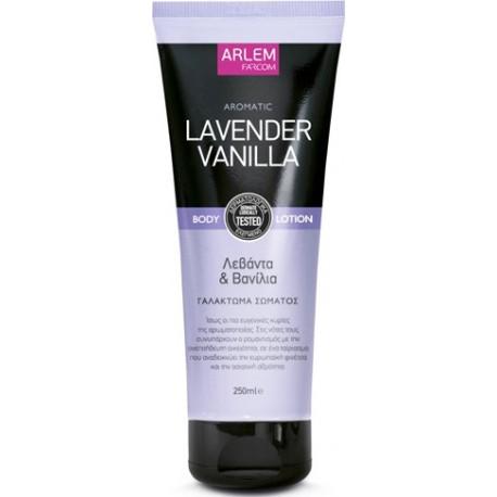 Farcom Lavender Vanilla Body Lotion 250ml