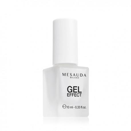 GEL EFFECT Gel Effect Nail Top Coat (10ml) • Mesauda Milano