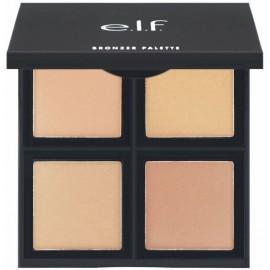 E.L.F. Cosmetics, Bronzer Palette, Bronze Beauty, (13.9 g)