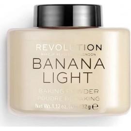 Revolution Beauty Loose Baking Powder Banana Light 32gr