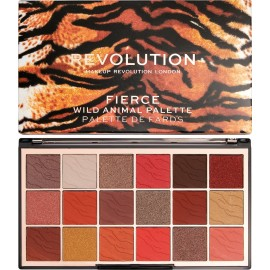 Revolution Beauty Fierce Wild Animal Eyeshadow Palette