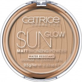 Catrice Cosmetics Sun Glow Matt Bronzing Powder 035 Universal Bronze 9.5gr