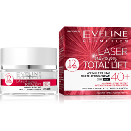 Eveline Cosmetics Laser Therapy Total Lift Wrinkle Filling Face Cream 40+