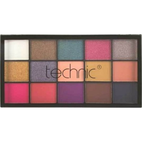 Technic Pressed Pigment Palette Vacay