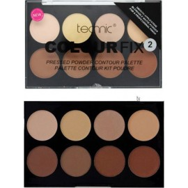 Technic Colour Fix 2 Pressed Powder Contour Palette 28gr