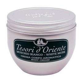 Tesori d'Oriente White Musk Body Cream 300ml
