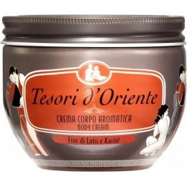 Tesori d'Oriente Fior di Loto e Karite Body Cream 300mlmenu 0,0