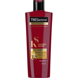 TRESemme Keratin Shine With Marula Oil Shampoo 400ml