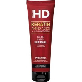 Farcom HD Keratin Color Sheen Hair Mask 250ml