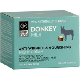 Bodyfarm Donkey Night Face Cream 50ml