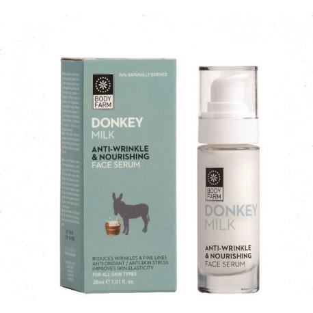 Bodyfarm Donkey Milk Face Serum 30ml