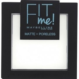 Maybelline Fit Me Matte And Poreless Pressed Powder 90 Translucent 9gr