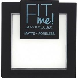 Maybelline Fit Me Matte And Poreless Pressed Powder 90 Translucent 9gr