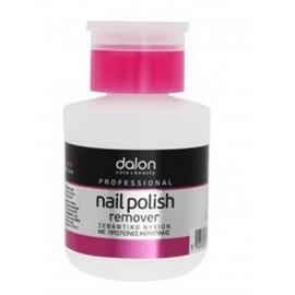 Dalon Nail Polish Remover Ασετόν Με Πρωτεΐνες  Κερατίνης