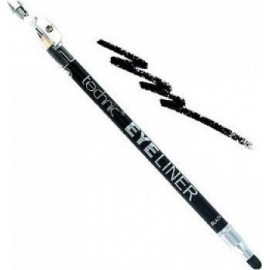 Technic Eyeliner With Smudger & Sharpener Crayon Eye Liner Black