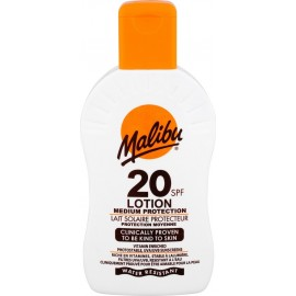 Malibu Sun Body Lotion Waterproof SPF20 200ml