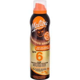 Malibu Continuous Dry Oil Spray SPF6 175ml