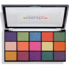Revolution Beauty Re-Loaded Eyeshadow Palette Passion For Colour