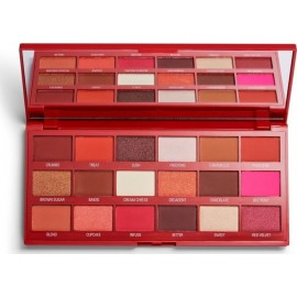 Revolution Beauty I Heart Revolution Red Velvet Chocolate Palette