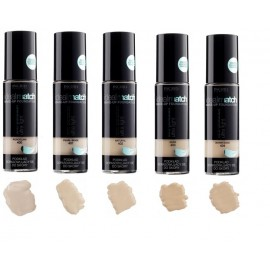 Ingrid Ideal Match Anti-pollution Waterproof Foundation