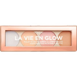 L'Oreal La Vie En Glow Highlighting Palette 02 Cool Glow 5gr