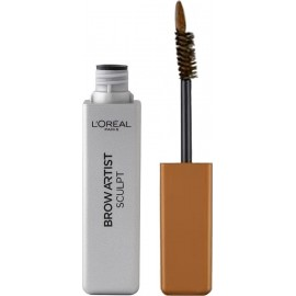 L'Oreal Paris Brow Artist Sculpt 2 in 1 Brow Mascara 02 Brunette