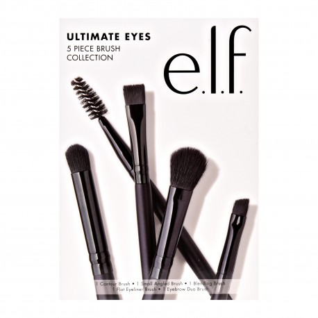 E.l.f. Ultimate Eyes Kit, 5 Piece Brush Collection