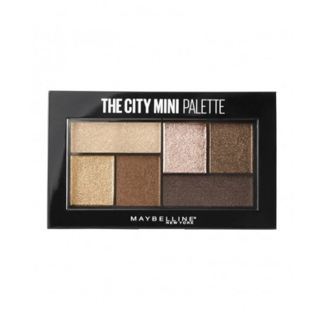 Maybelline The City Mini Palette 400 Rooftop Bronzes 6gr
