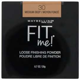 Maybelline Fit Me Loose Finishing Powder 30 Med Deep