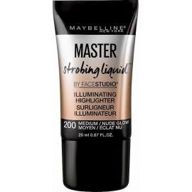 Maybelline Master Strobing Liquid Highlighter 200 Medium/Nude