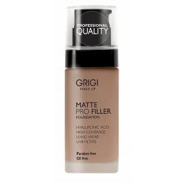 Grigi Make-up Matte Pro Filler Foundation 30ml