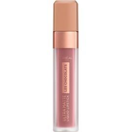 L'Oreal Ultra Matte Les Chocolats Liquid Lipstick