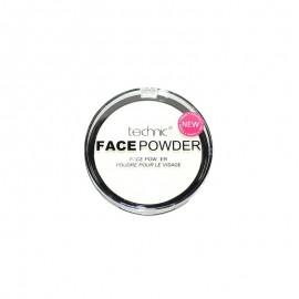 TECHNIC Face Powder Compact White