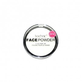 Technic Face Powder Compact White