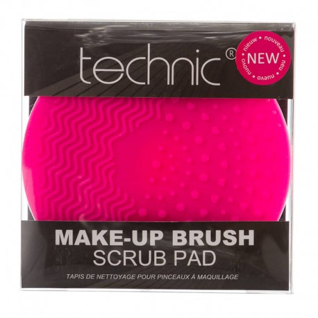 Technic Make-Up Brush Scrub Pad