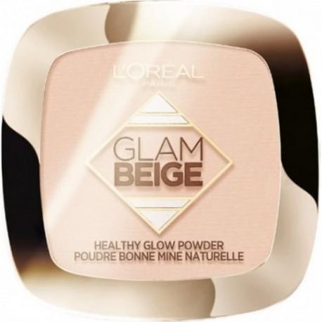 L'Oreal Glam Beige Healthy Glow Powder 9gr