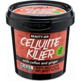 "Beauty Jar ""CELLULITE KILLER"" Scrub κατά της κυτταρίτιδας, 150gr"