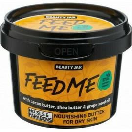 """Beauty Jar """"FEED ME"""" Θρεπτικό βούτυρο σώματος, 90gr"""