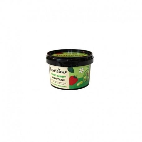 """Beauty Jar Berrisimo """"Yummy Gummy"""" body polish scrub, 270gr"""