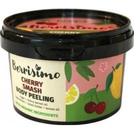 "Beauty Jar Berrisimo ""Cherry Smash"" body peeling, 300gr"