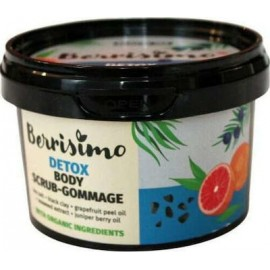 "Beauty Jar Berrisimo ""Detox"" body scrub-gommage, 350gr"