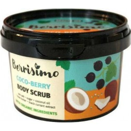 "Beauty Jar Berrisimo ""Coco Berry"" body scrub, 350gr"