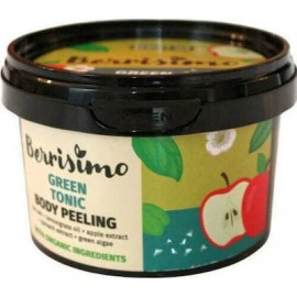 "Beauty Jar Berrisimo ""Green Tonic"" body peeling, 400gr"