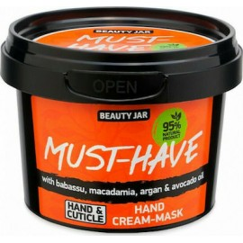 "Beauty Jar ""MUST-HAVE"" Κρεμομάσκα χεριών, 100ml"