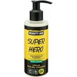 "Beauty Jar ""SUPER HERO"" Καθαριστικό gel με χαμηλό pH, 150ml"