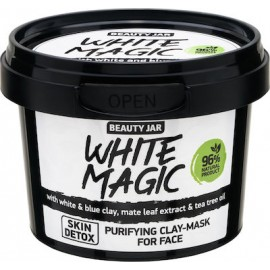 """Beauty Jar """"WHITE MAGIC"""" Μάσκα λεύκανσης για το πρόσωπο, 140gr"""