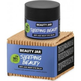 "Beauty Jar ""SLEEPING BEAUTY"" Αντιγηραντική κρέμα ματιών, 15ml"