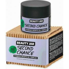 """Beauty Jar """"SECOND CHANCE"""" Έλαιο φρυδιών για όγκο, 15ml"""